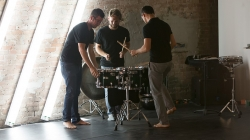Drumming up New Work: Austin's line upon line Focuses on Commissioning