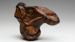 First Sculpture: Handaxe to Figure Stone at the Nasher